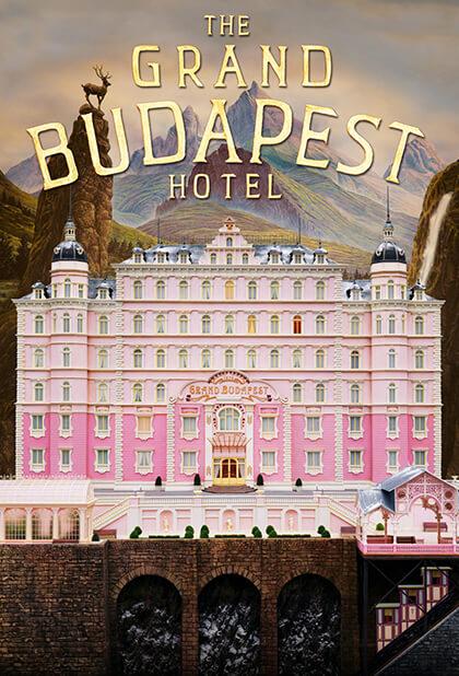 تماشای فیلم هتل بزرگ بوداپست
