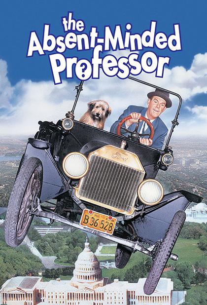 تماشای فیلم پروفسور کم حافظه