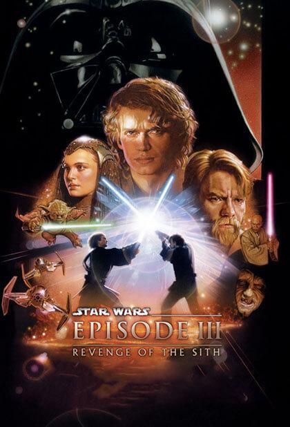تماشای فیلم جنگ ستارگان: قسمت سوم ـ انتقام سیت