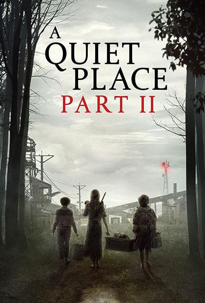 تماشای فیلم مکانی ساکت ۲