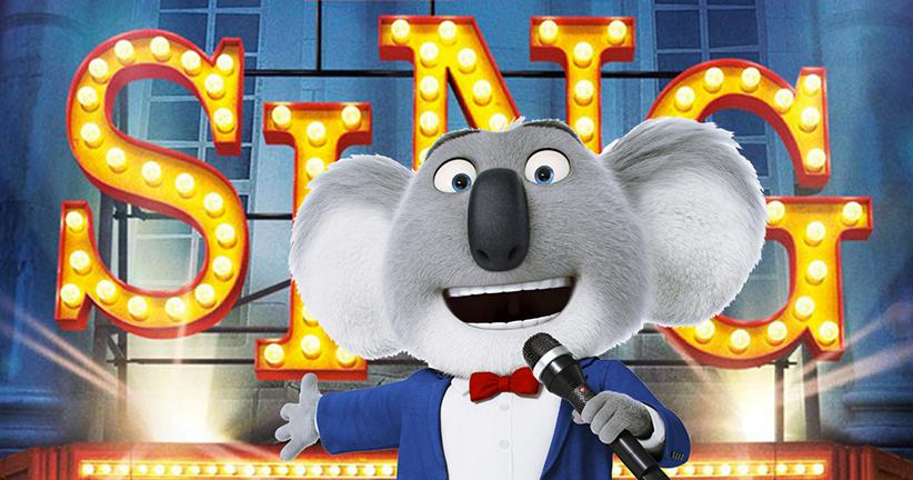 تریلر انیمیشن آواز بخوان