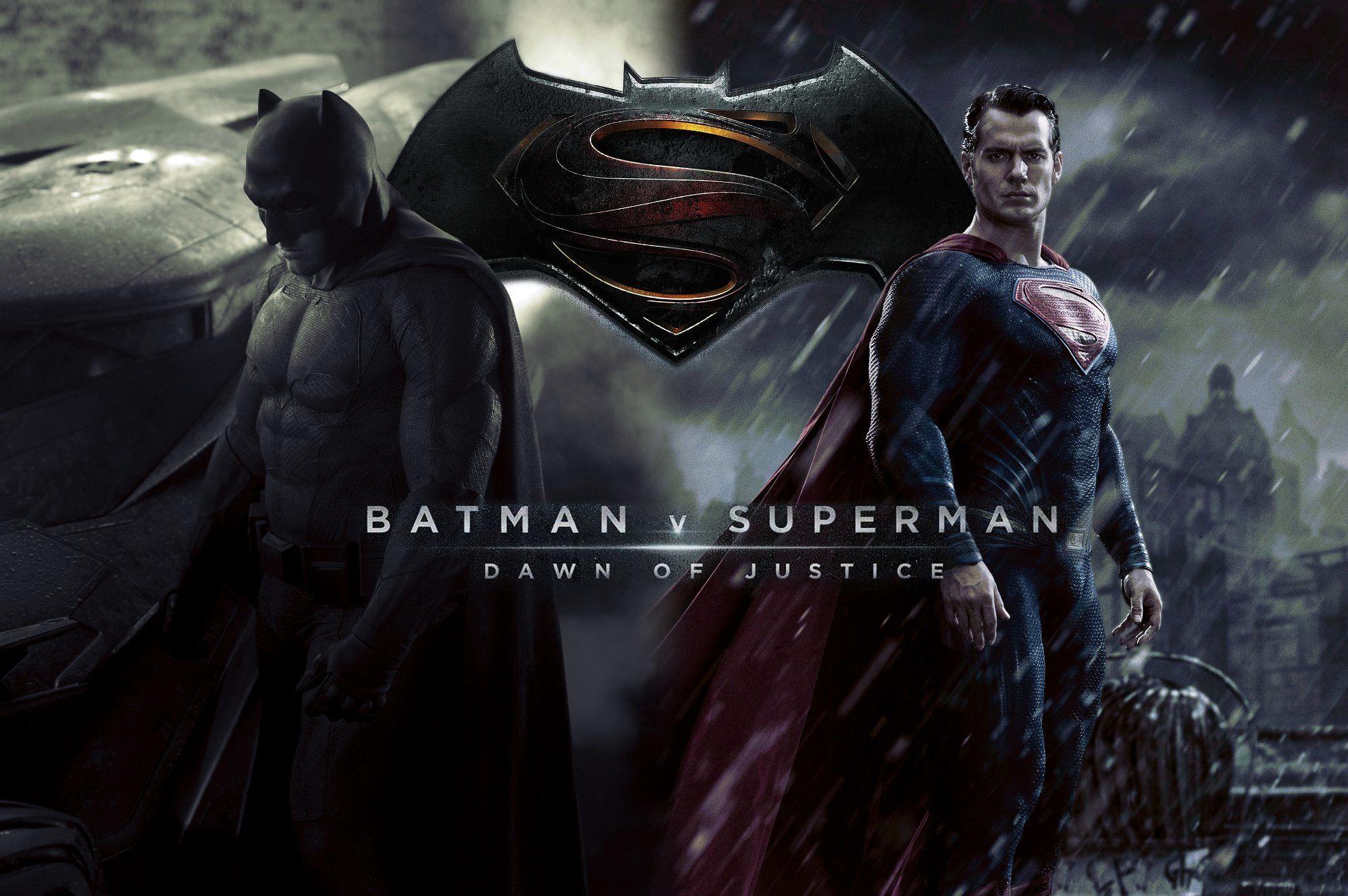 حواشی جالب فیلم «بتمن علیه سوپرمن»