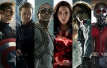 صحبتهای بازیگران «کاپیتان آمریکا: جنگ داخلی» + زیرنویس