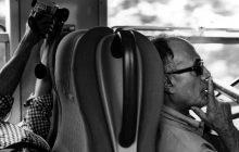 فرانسوآ اولاند رئیس جمهوری فرانسه به عباس کیارستمی ادای احترام کرد
