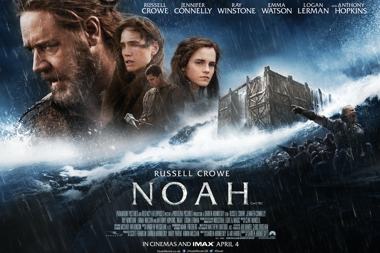 نقد فیلم نوح؛ نوحِ در حال گذار از آبهای نامعلوم