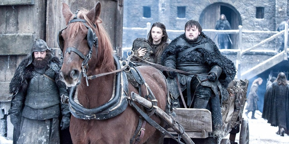 sam-and-gilly-leave-for-oldtown-game-of-thrones