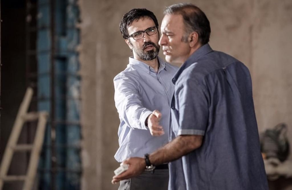 حمیدرضا آذرنگ نامزد بهترین بازیگر نقش مکمل مرد برای آااادت نمی کنیم