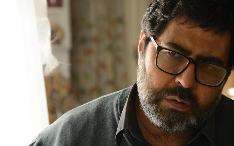 فرهاد اصلانی تامزد بهترین نقش اول مرد برای فیلم دختر