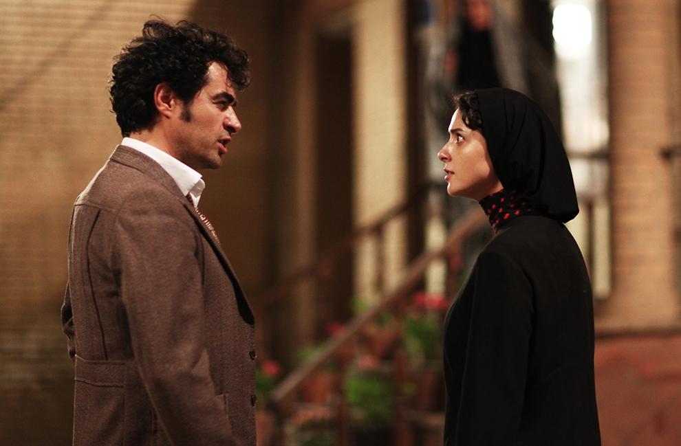 شهاب حسینی و ترانه علیدوستی در سریال شهرزاد