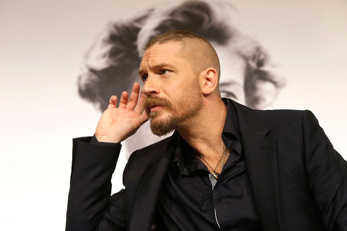 تام هاردی در نقش آلکاپون در فیلم فونزو