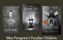 سهگانه جدیدی از کتابهای «خانه دوشیزه پرگرین» منتشر میشود