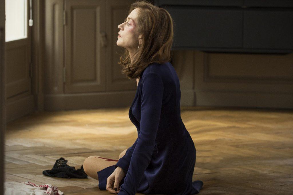 ایزابل هاپرت، در فیلم «الی»