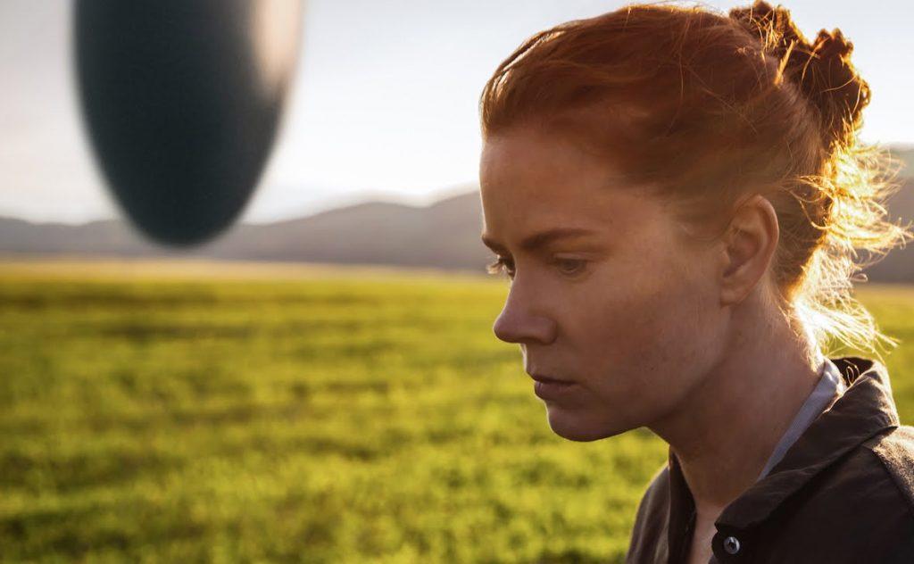 ایمی آدامز در فیلم «ورود»(Arrival)