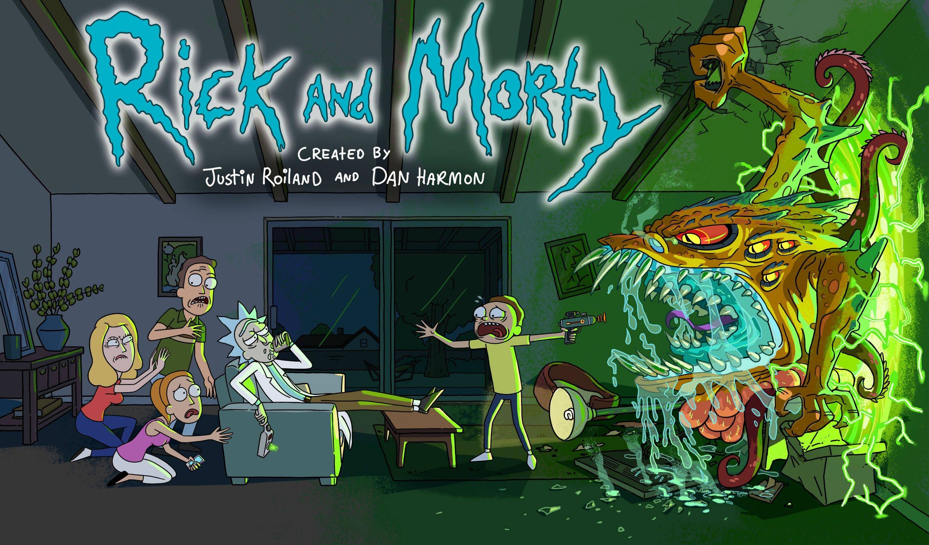 معرفی انیمیشن Rick and Morty