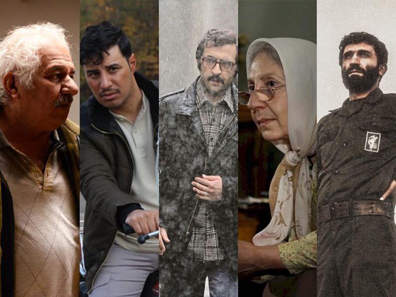کاراکترهای دوستداشتنی سینمای ایران در سالی که گذشت