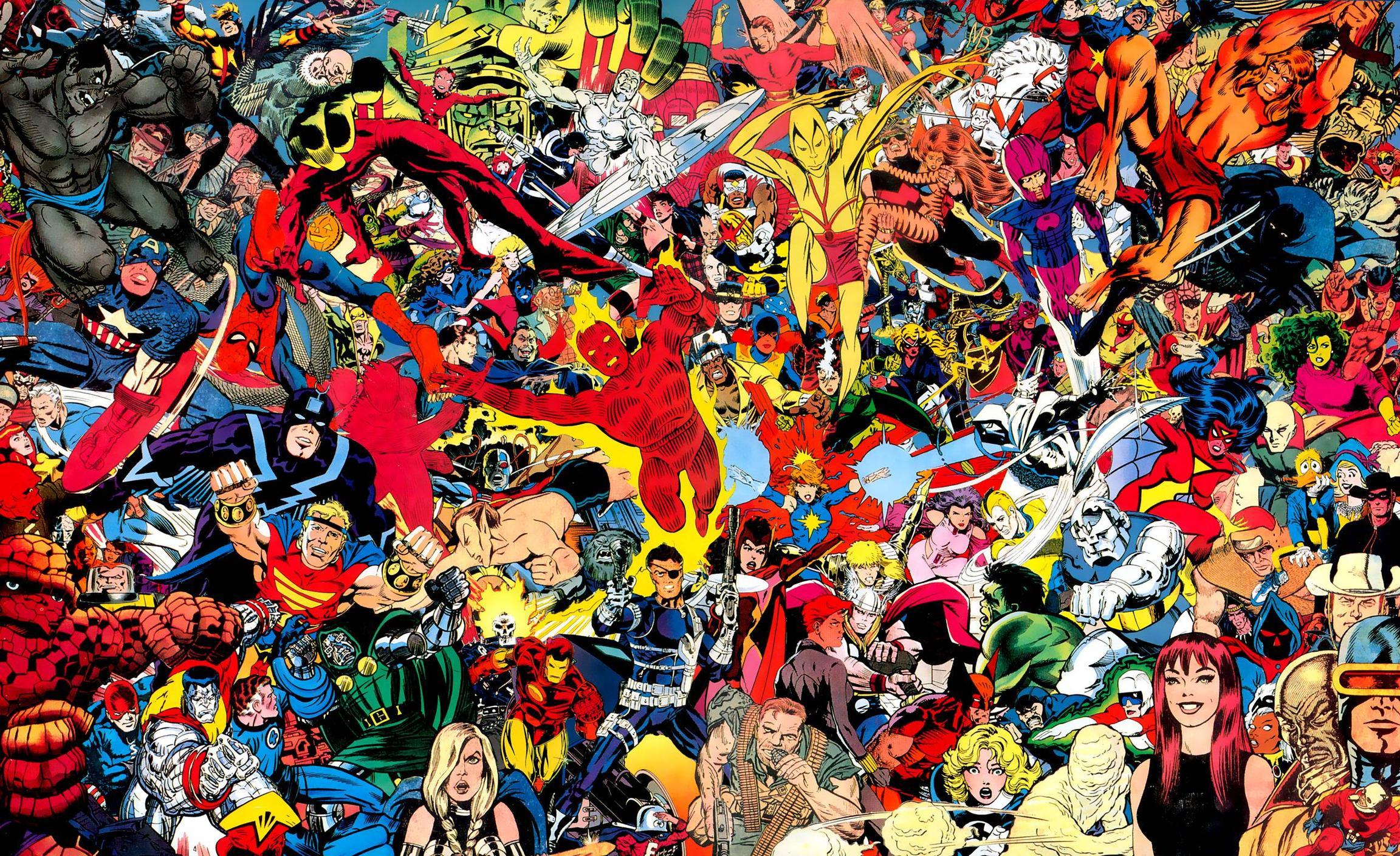 ردهبندی دنیای سینمایی مارول Marvel: بهترینها