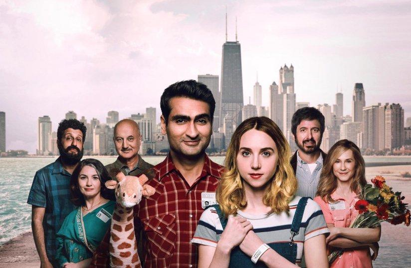The Big Sick: به خندهدارترین فیلم کمدی رمانتیک 2017 خوشآمدید.