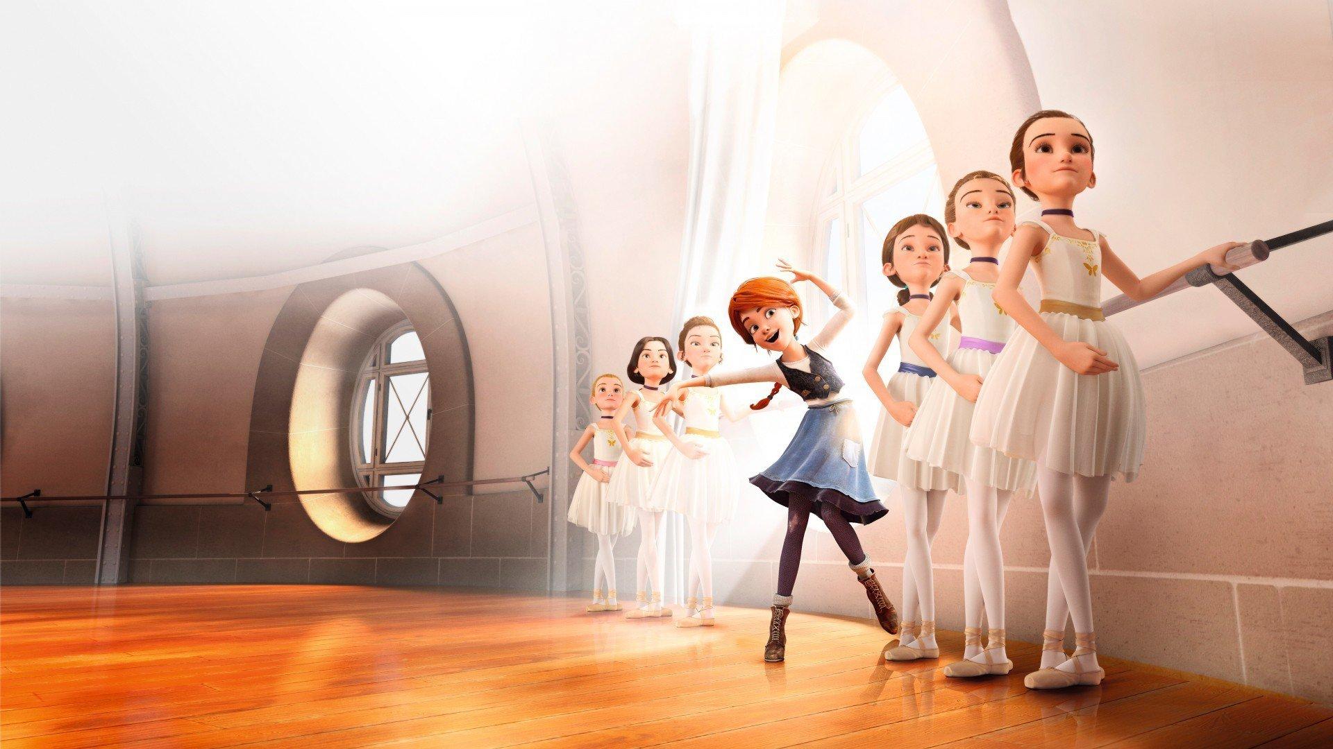 ورود کمپانی واینستین به انیمیشنسازی با کارتون جدیدی به نام «پَرش» Leap!