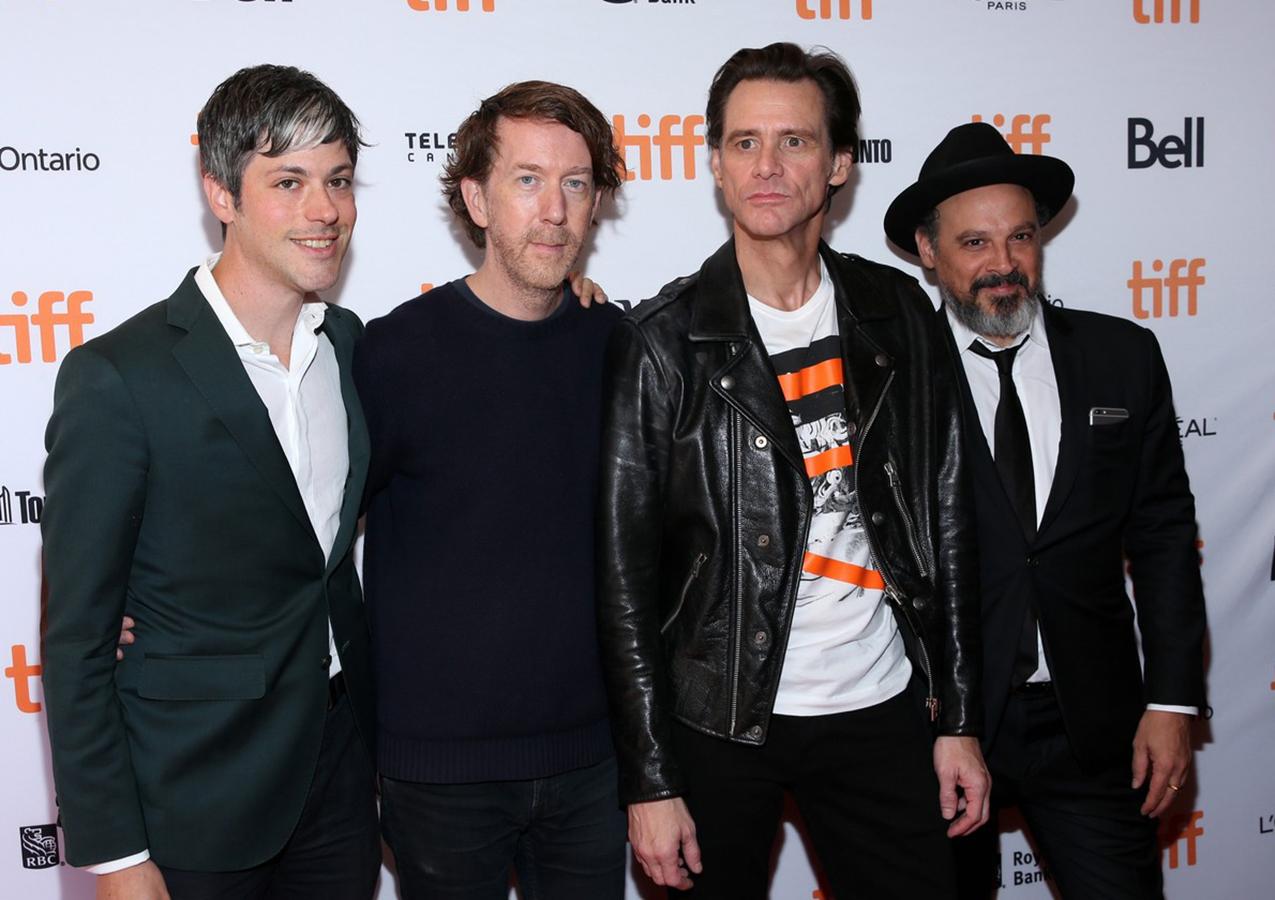 نظر جیم کری Jim Carrey راجع به کمدی در حاشیه جشنواره تورنتو