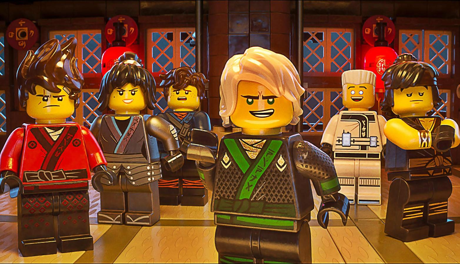 ۵ نکتهای که باید درباره The Lego Ninjago Movie بدانید