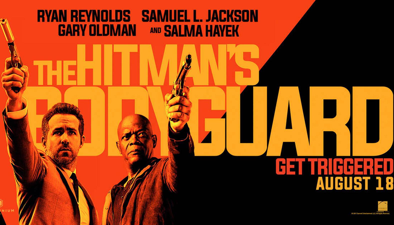 نقد و بررسی فیلم Hitman's Bodyguard فیلم جذابی برای دیدن جکسون و رینولدز در تکاپو
