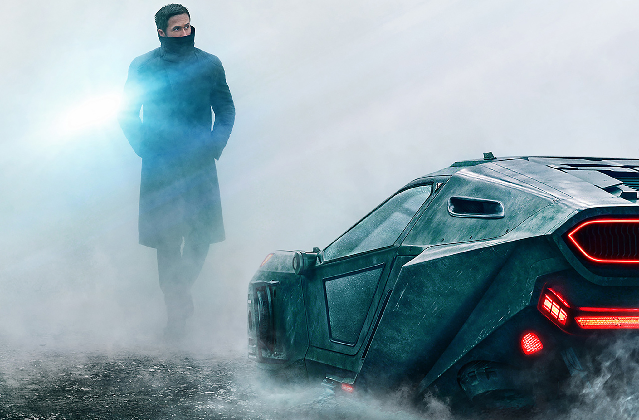 باکس آفیس آخر هفته: Blade Runner 2049 به روغنسوزی افتاد