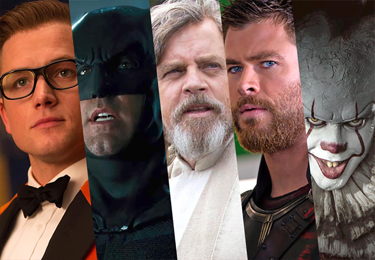 فیلمهای پائیز ۲۰۱۷ به ترتیب اکران – بخش دوم