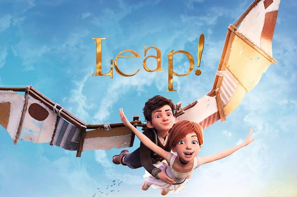 معرفی و بررسی انیمیشن «!Leap»: داستان بالهای که بهندرت در مسیر اشتباه پیش میرود