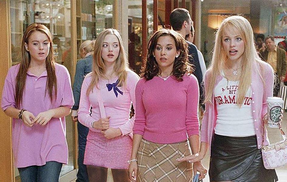 دختران بدجنس مدرسه