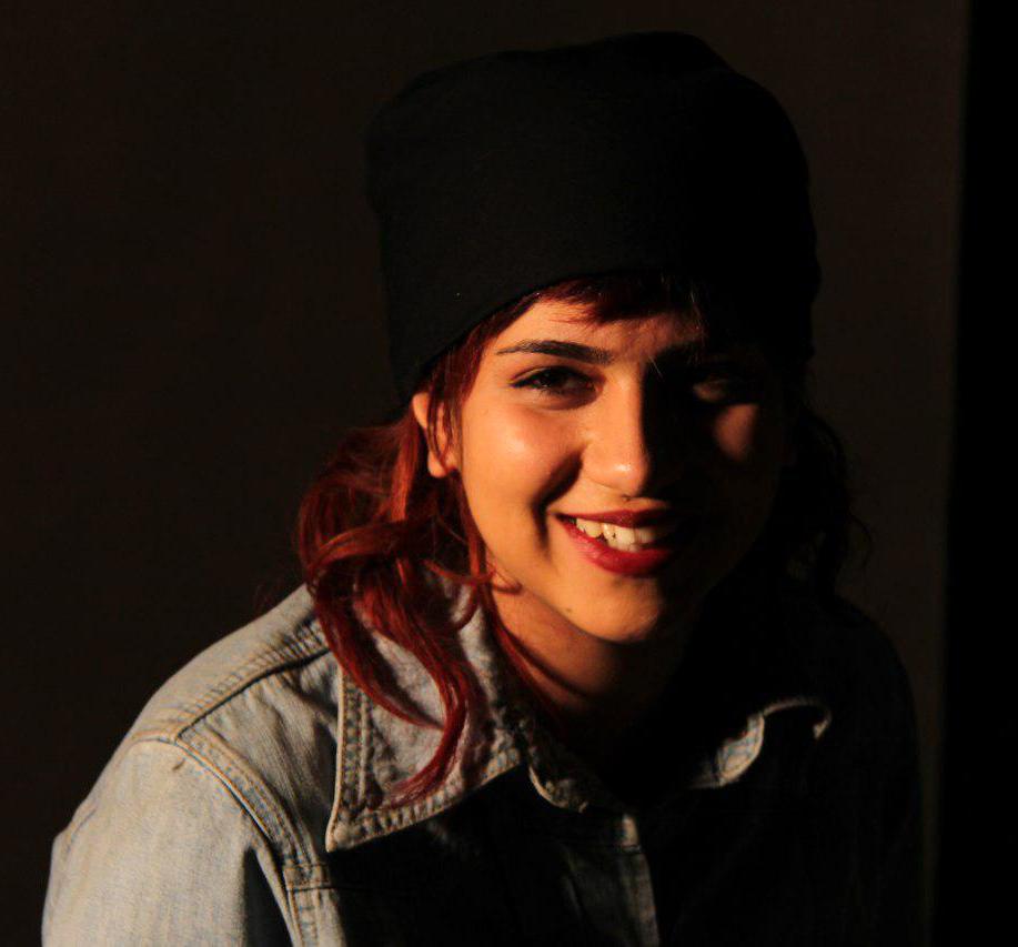 مدیسا مهراب پور