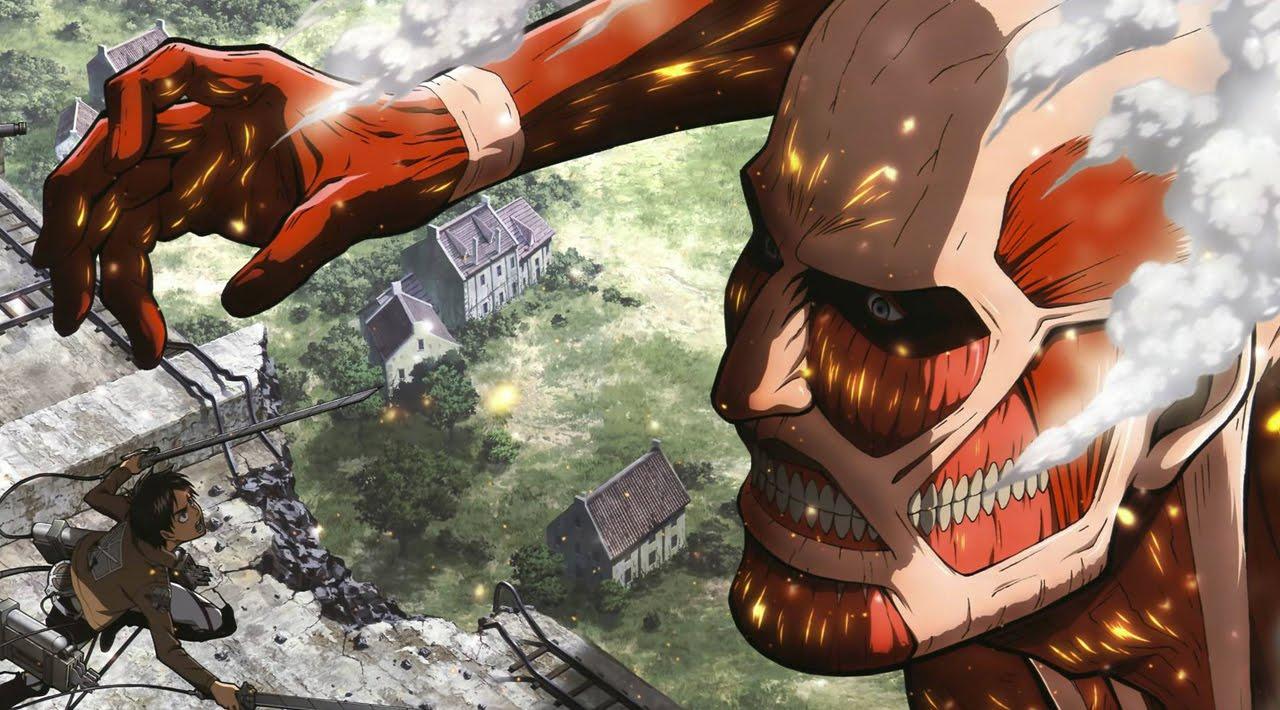 معرفی سریال Attack on Titan: خشن، هوشمندانه، خونبار