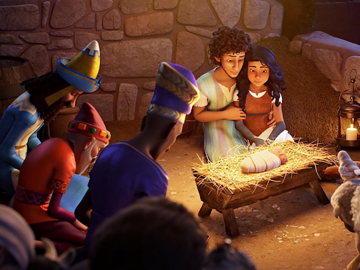 The Star: انیمیشنی با حال و هوای کریسمس