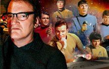 کوئنتین تارانتینو فیلمی برای مجموعه Star Trek میسازد