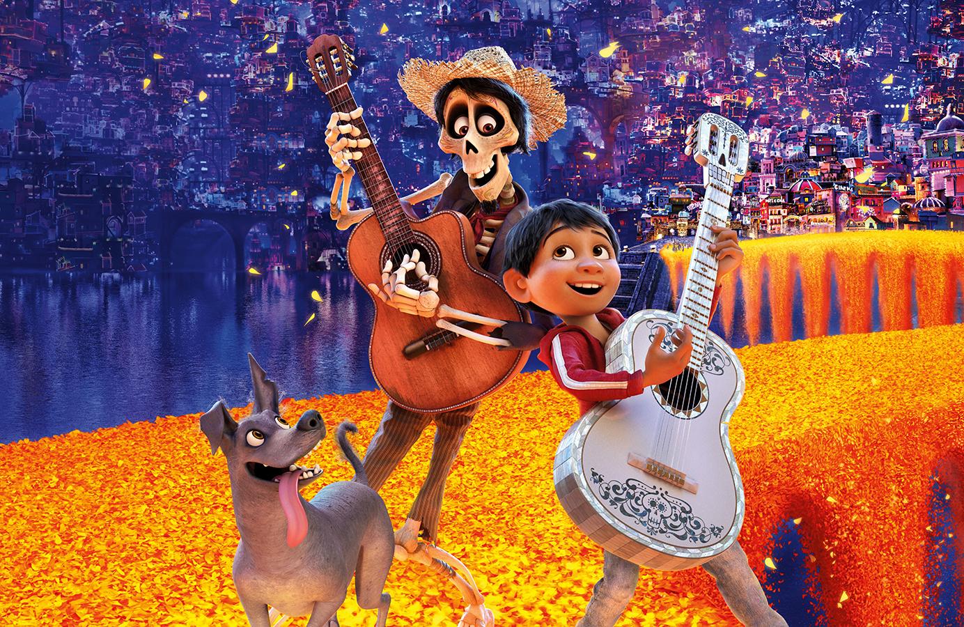 دیگر وقت آن است که Pixar، انیمیشنی موزیکال بسازد