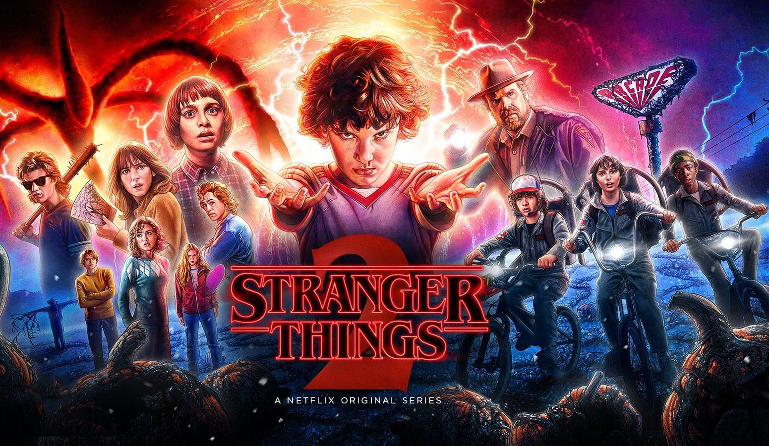 بهترین شخصیتهای فصل دوم Stranger Things
