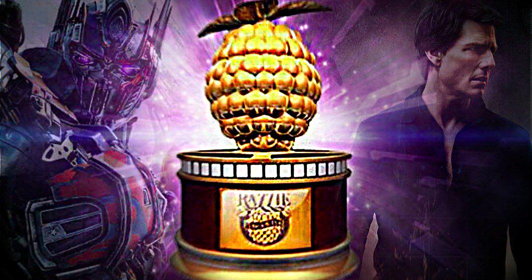 نامزدهای تمشک طلایی 2018: Transformers: The Last Knight با بیشترین نامزدی پیشتاز است