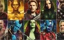 اکران قسمت سوم فیلم Guardians of the Galaxy در سال ۲۰۲۰