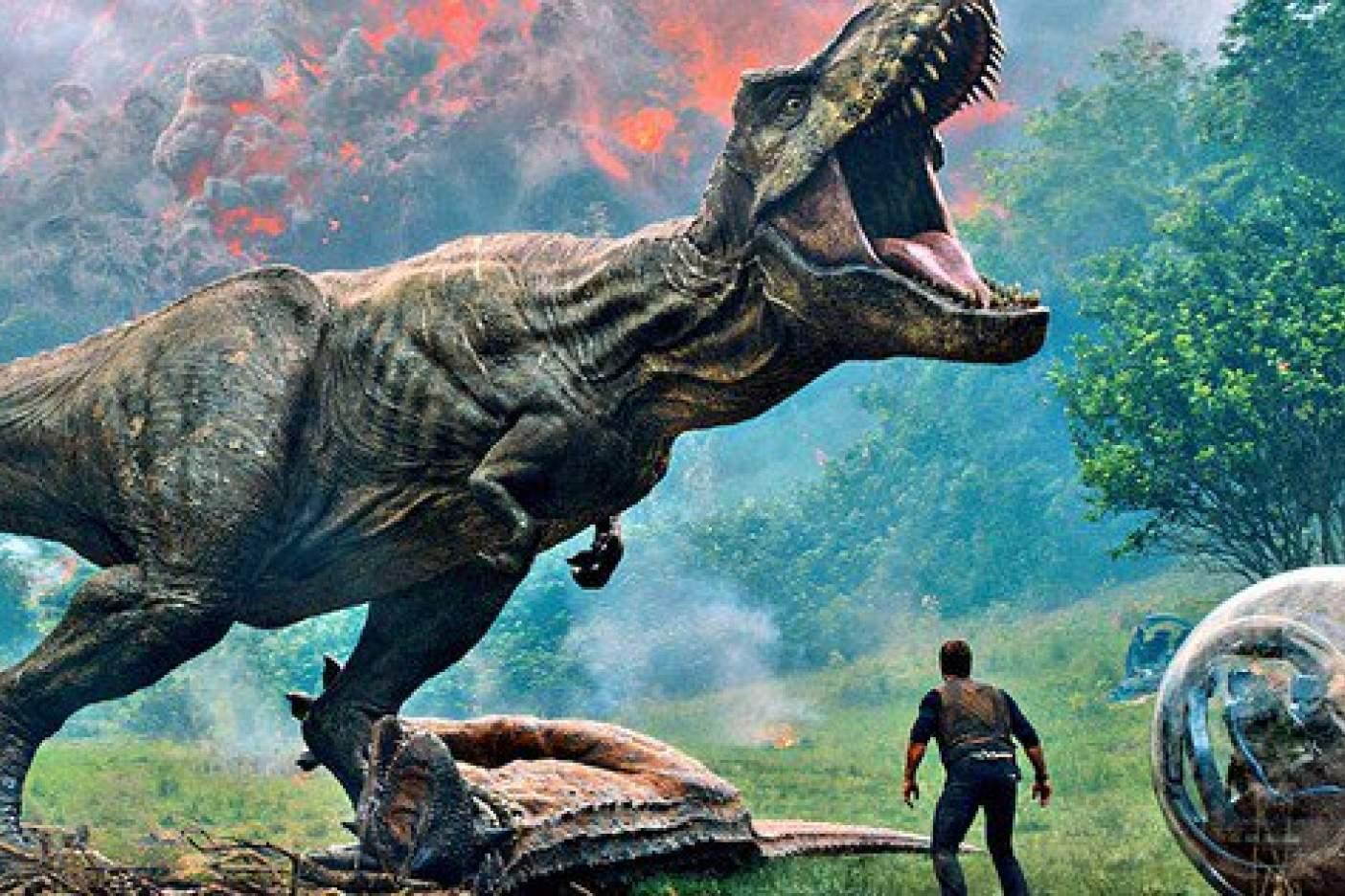 بررسی فیلم Jurassic World: Fallen Kingdom: تلاشی برای نجات دایناسورها