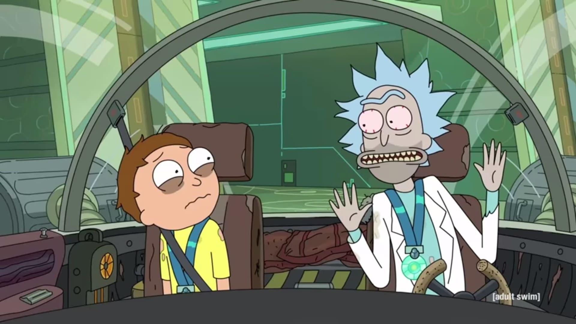 تا ۲۰۱۹ خبری از Rick and Morty نخواهد بود