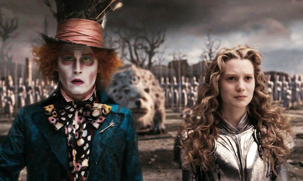 آلیس در سرزمین عجایب منتقدان
