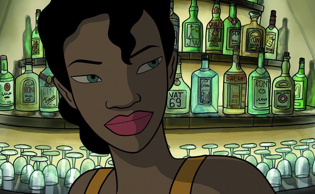 چیکو و ریتا رمانتیک انیمیشن