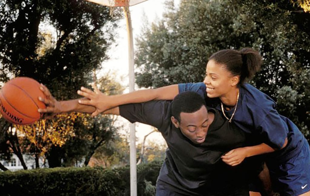 عشق و بسکتبال