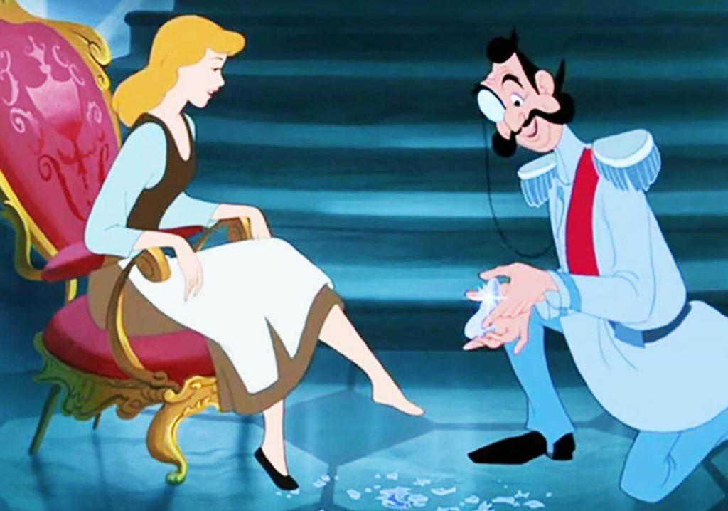سیندرلا رمانتیک انیمیشن