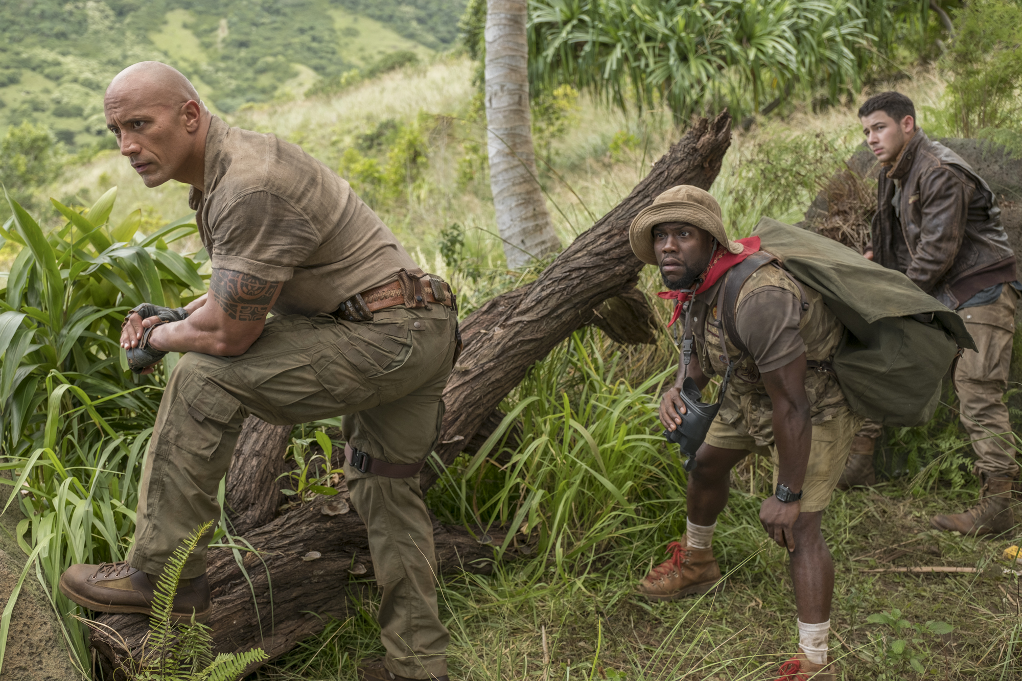 Jumanji: Welcome to the Jungle، سومین فیلم پرفروش کمپانی سونی تابهامروز