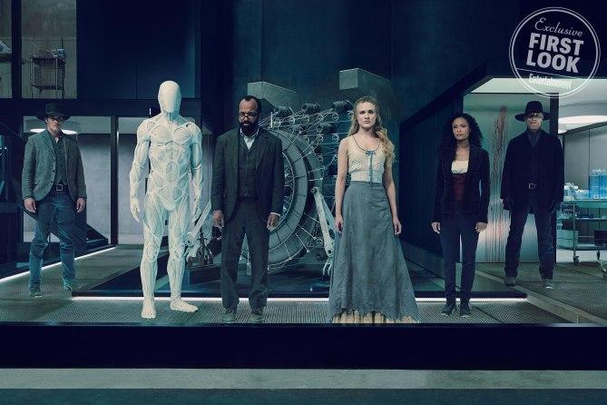 بازگشت سریال Westworld