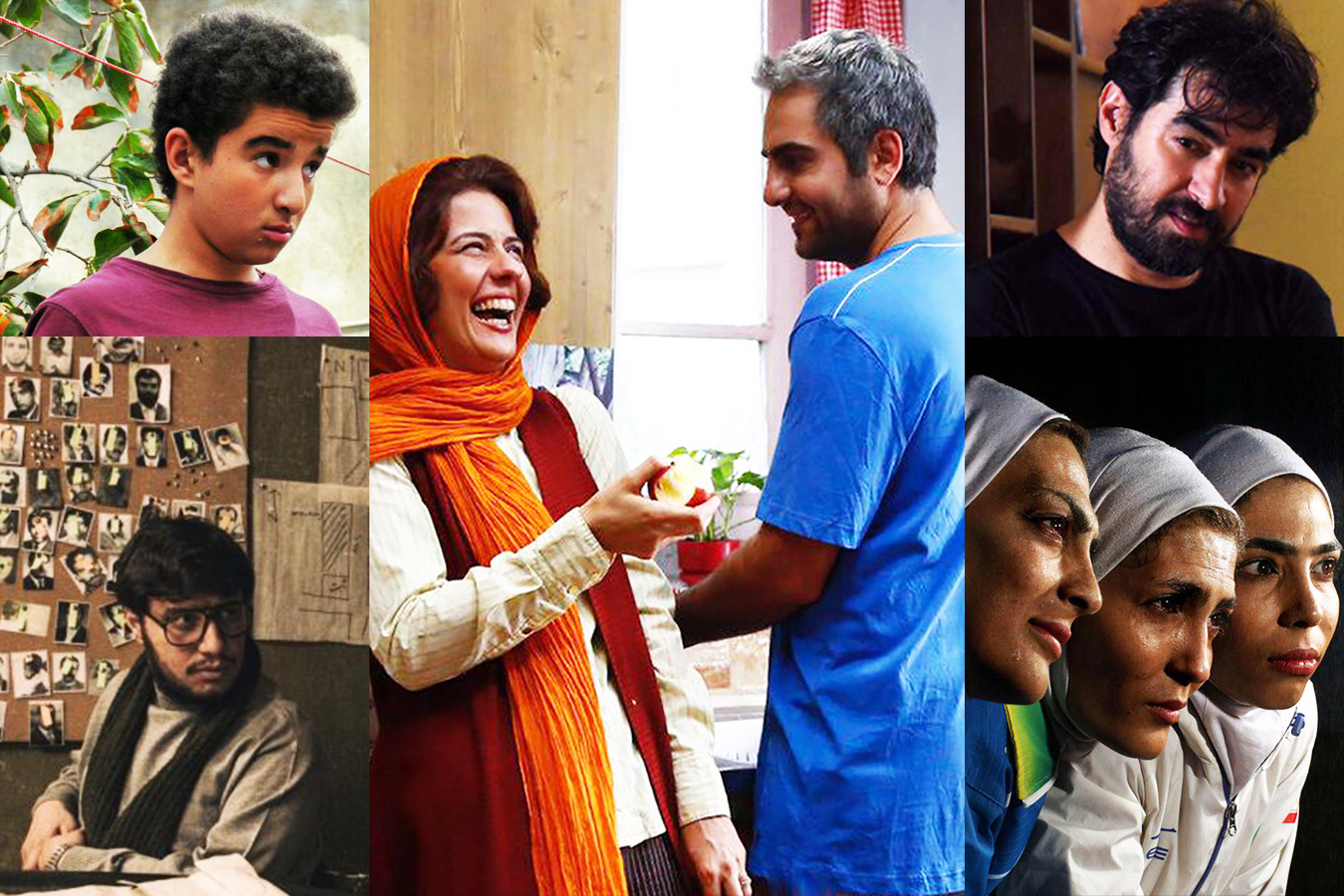 پنج کاراکتر جذاب سینمای ایران در سالی که گذشت