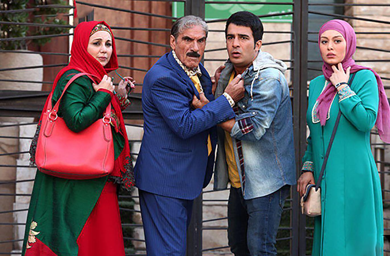 بدترین فیلمهای سینمای ایران در سال 96