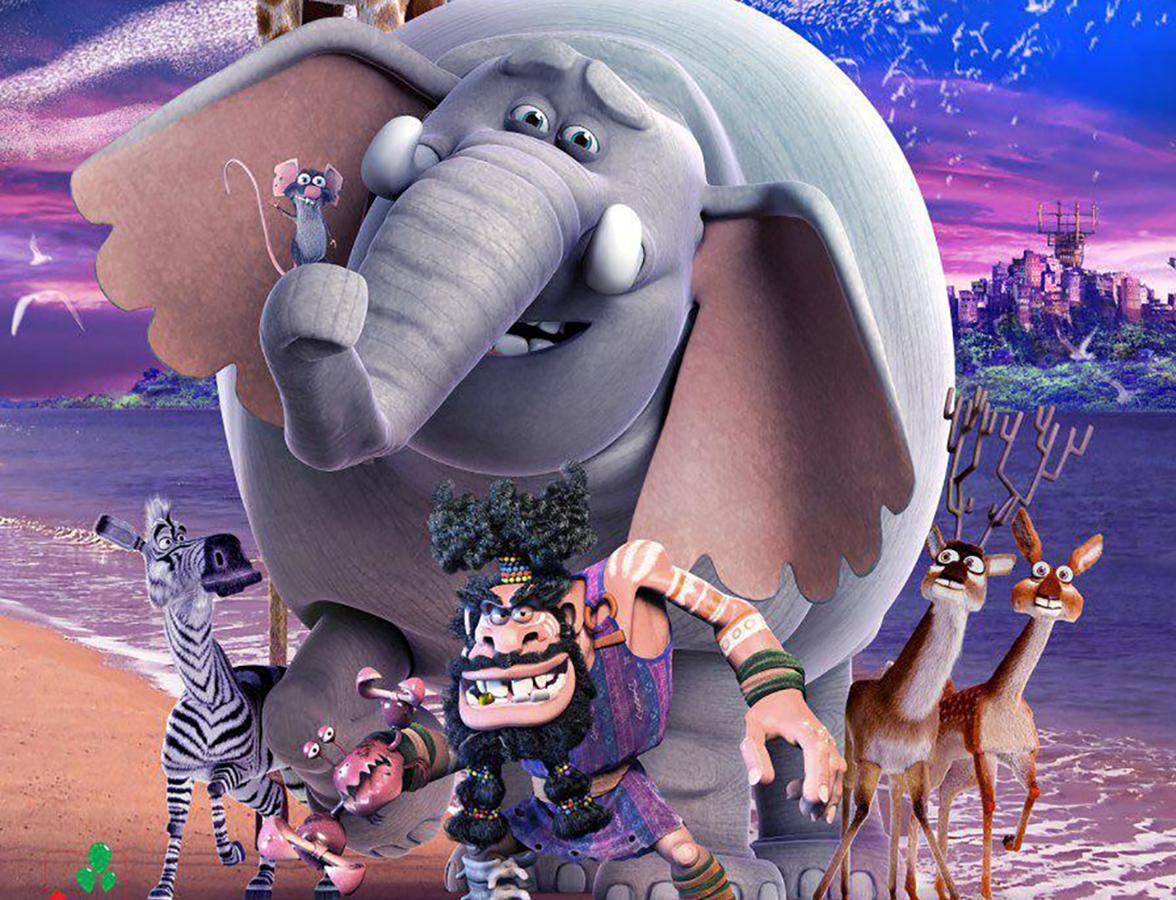 نقد و بررسی انیمیشن «فیلشاه»: از ماداگاسکار تا ابابیل