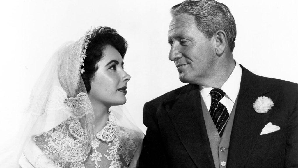 پدر عروس - الیزابت تیلور