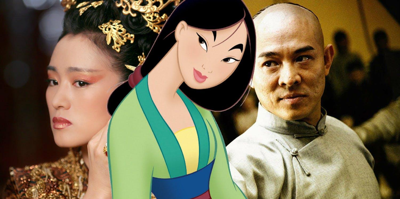 حضور جت لی در بازتولید انیمیشن معروف دیزنی، Mulan